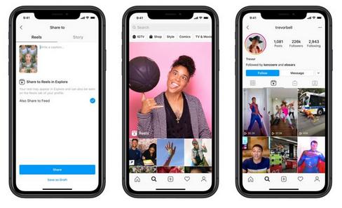 Memanfaatkan Instagram Reels Untuk Konten Promosi